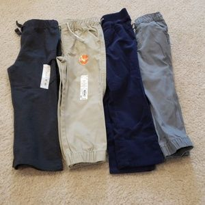 Lot of 4 sz 3t Jumping Beans pants